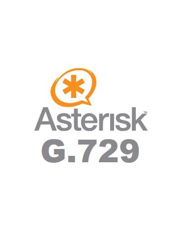 G.729 Codec License
