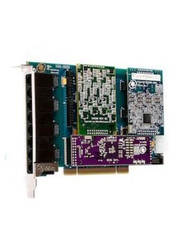 8 Port Hybrid PCI 3.3/5.0V...