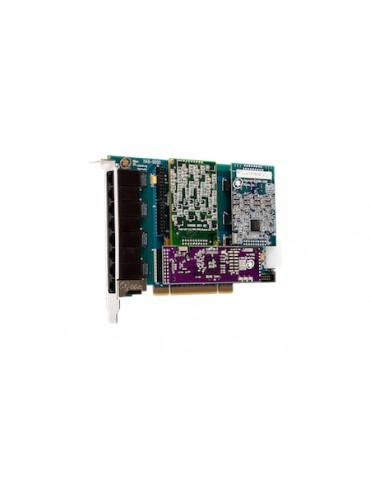 8 Port Hybrid PCI-Express...