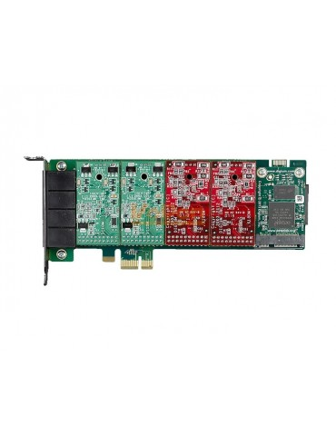 1A4B02F (PCI-E with 4 Trunk...