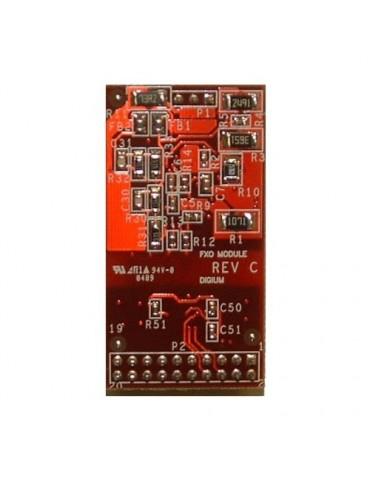 1X100MF FXO Single module