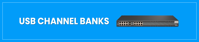 USB Channel Banks