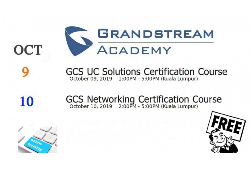 OCT: GCS Training & Certification