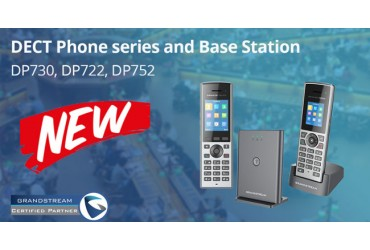 NEW DECT Phone Series & Base Station